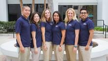 The Stanbridge Association of Physical Therapist Assistant Students (SAPTAS) executive board leads fellow students in working together to promote PT in their community while hosting networking and service events.